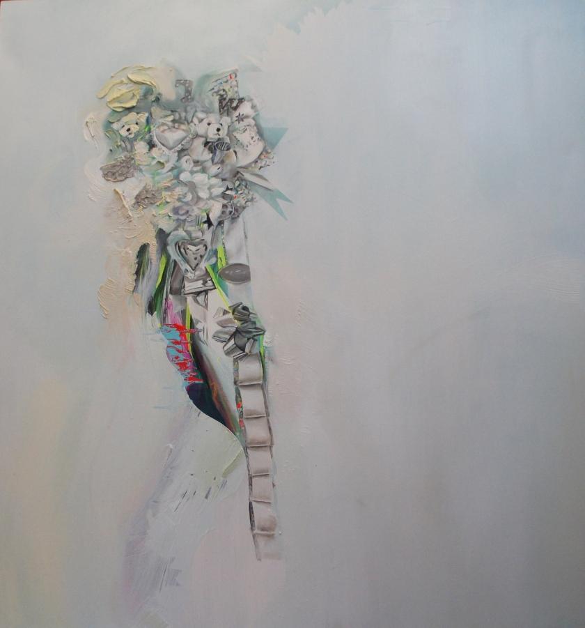 Regalia oil on canvas